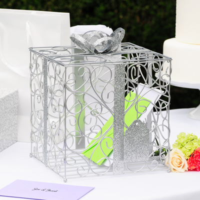 Unique Wedding Gift Card Holders : Gift Card Holder Wedding Reception wedding favors depot