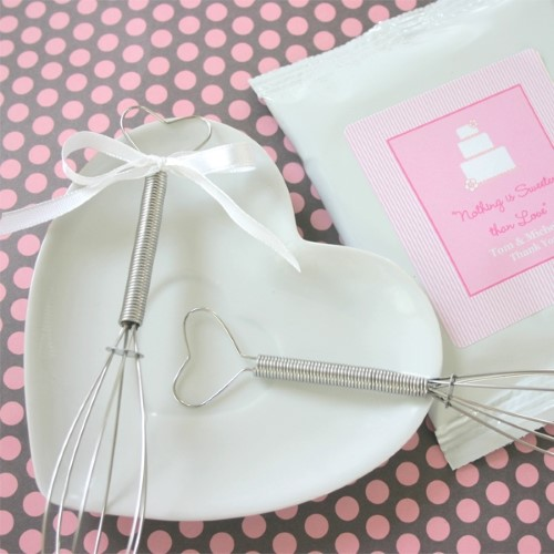 Heart Handle Whisks - Wholesale200  Weddings