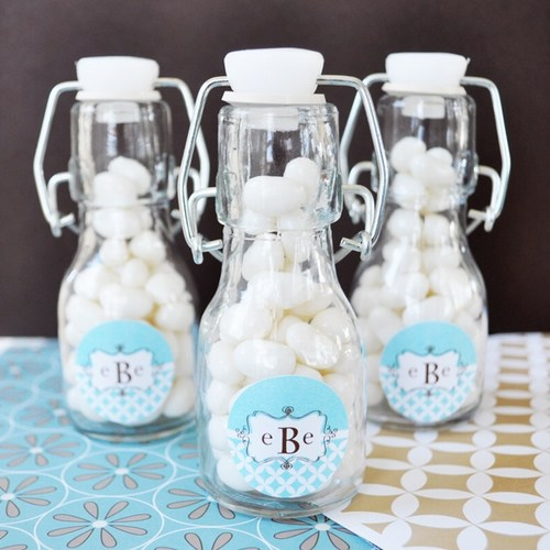 Mod Monogram Personalized Mini Glass Bottleswholesale/wedding-favors-eb/EB2150M_large1.jpg Wedding Supplies
