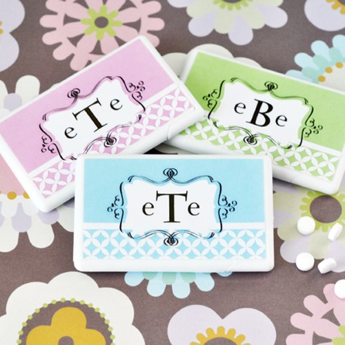 Personalized Mod Monogram Mini Mint Favors - Wholesalewholesale/wedding-favors-eb/EB2211M_large1.jpg Wedding Supplies