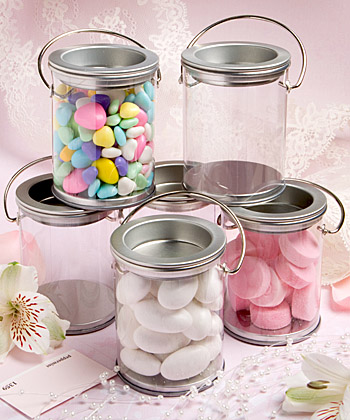 Mini Paint Can Mint Tins Favors Weddings