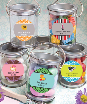 Design Your Own Sweet 16 Mini Paint Cans Favors200  Weddings