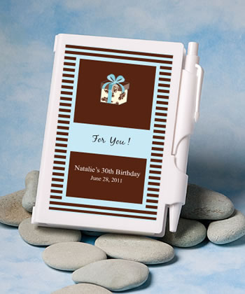 Personalized Notebook Fairytale Wedding Favors200  Weddings