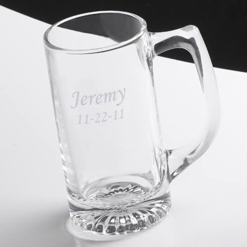 13 Oz. Personalized Sports Mug200  Weddings