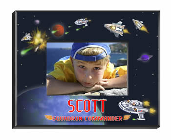 Personalized Boys Space Framewholesale/wedding-supplies-jd/GC428Astronaut.jpg Wedding Supplies